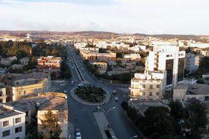 Asmara-Panorama