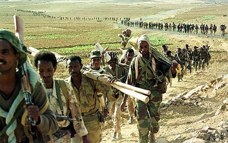 Eritrea Ethiopea War