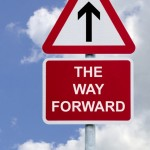 way forward sign