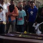 Lampedusa shipwreck ceremony