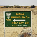 MDG : Eritrea gold, copper and zinc mine Bisha mine