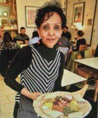 Photo of Shewa Hagos, Owner of Blue Nile Eritrean Restaurant.