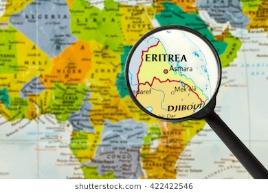 Image result for eritrean only map images